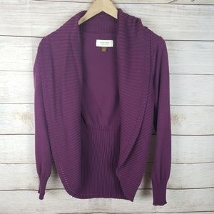 Sonoma | Purple Cardigan